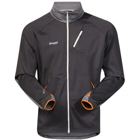 Bergans M's Galdebergtind Jacket Solid Charcoal/Solid Grey/Pumpkin